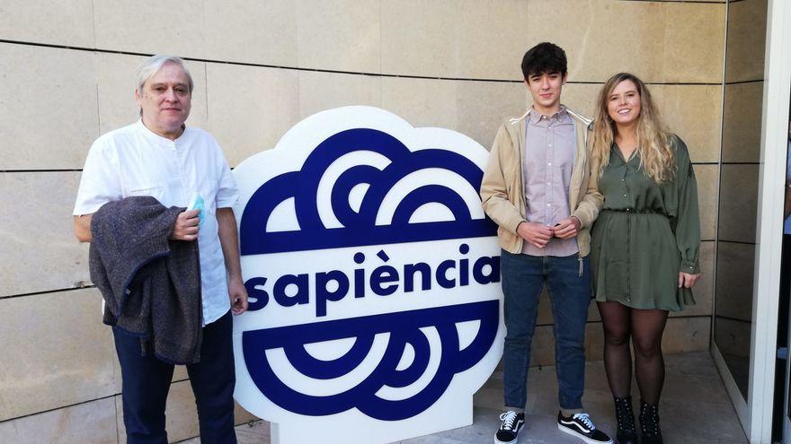 Juan de Marco Giménez, estudiant de 17 anys que ha guanyat el primer Premi Sapiència d'investigació científica