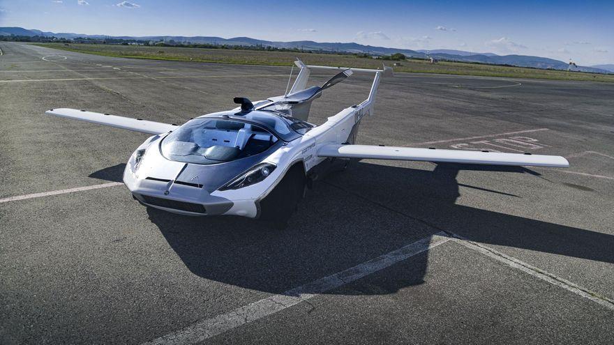 Air Car, el primer cotxe-avió del mercat
