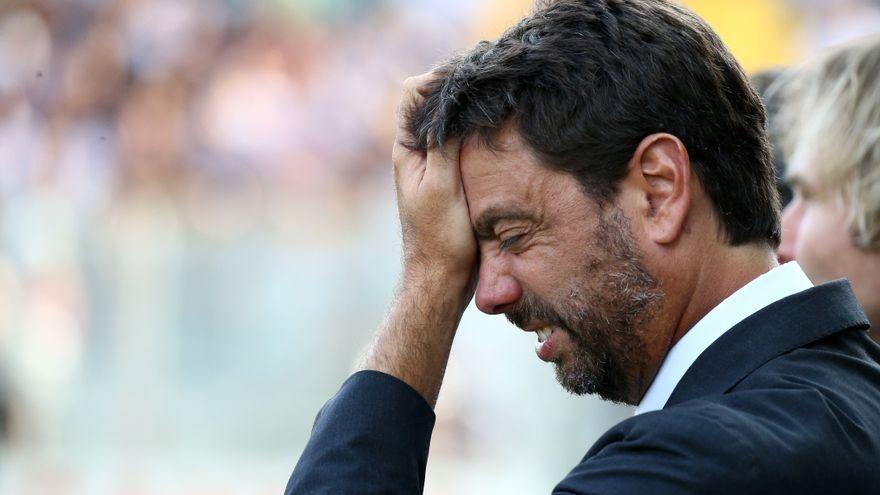 Andrea Agnelli, president de la Juventus de Torí