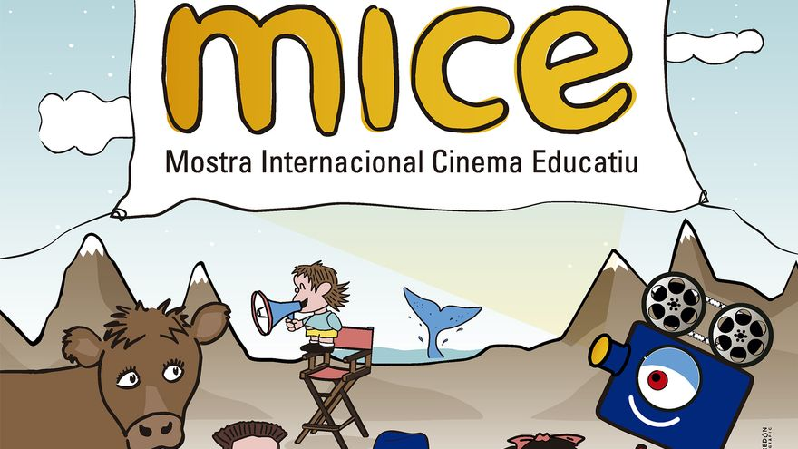 Cartell de la novena edició de la MiCe