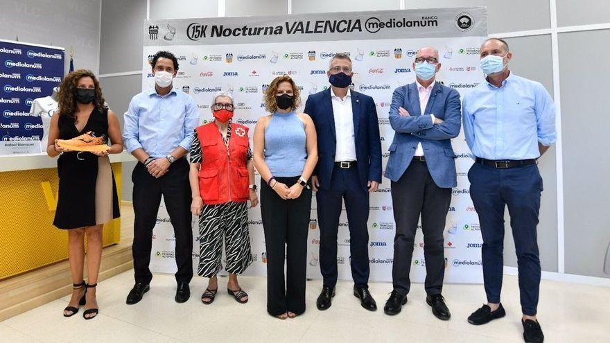 La prova, que celebra enguany la seua huitena edició, s'ha presentat hui a l'Ajuntament de València