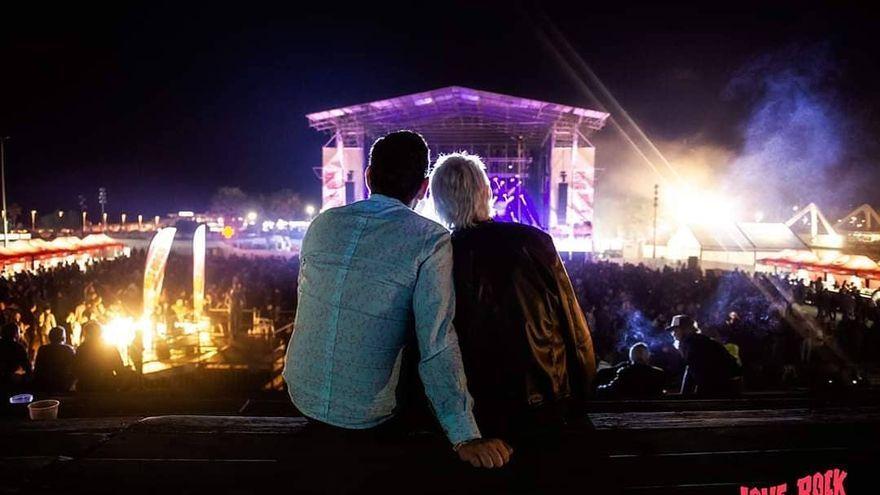 Imatge d'arxiu de la primera edició del festival Love to Rock