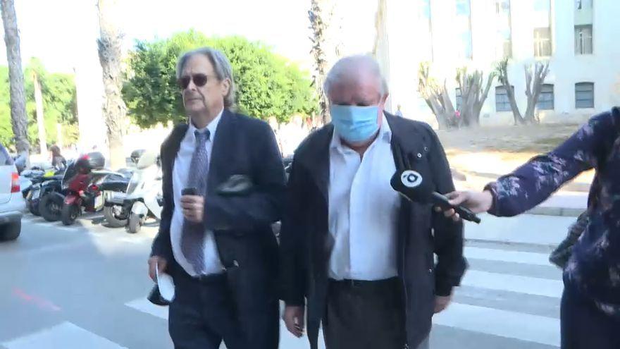 L'excalde de Calp, Javier Morató (PP), arriba a l'Audiència d'Alacant