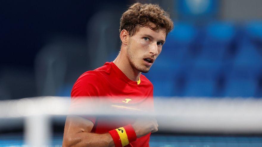 L'asturià Pablo Carreño guanya Medvédev i ja està en semifinals de l'individual masculí