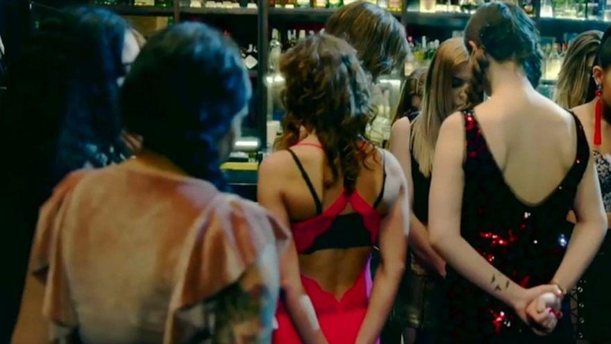 Imatge d'arxiu d'un centre de prostitució