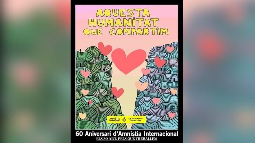 60 anys d'Amnistia Internacional