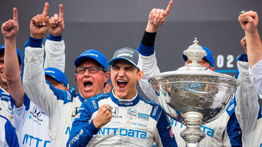 Palou guanya la Indycar