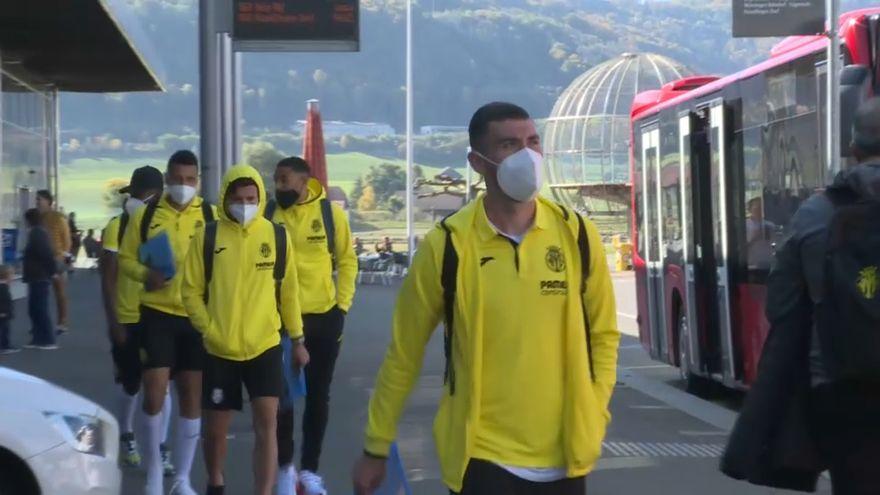 El Vila-real viatja a Suïssa per enfrontar-se en Champions League al Young Boys