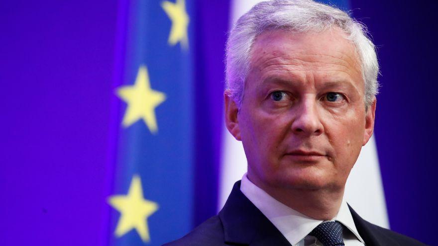 El ministre d'Economia de França, Bruno Le Maire, en una imatge recent