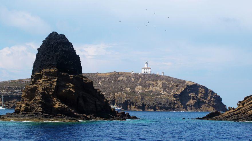Les illes Columbretes és una de les zones volcàniques de la Comunitat Valenciana