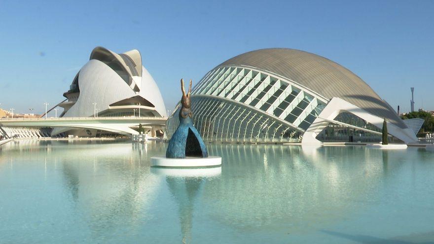 Imatge d'arxiu de la Ciutat de les Arts i les Ciències de València