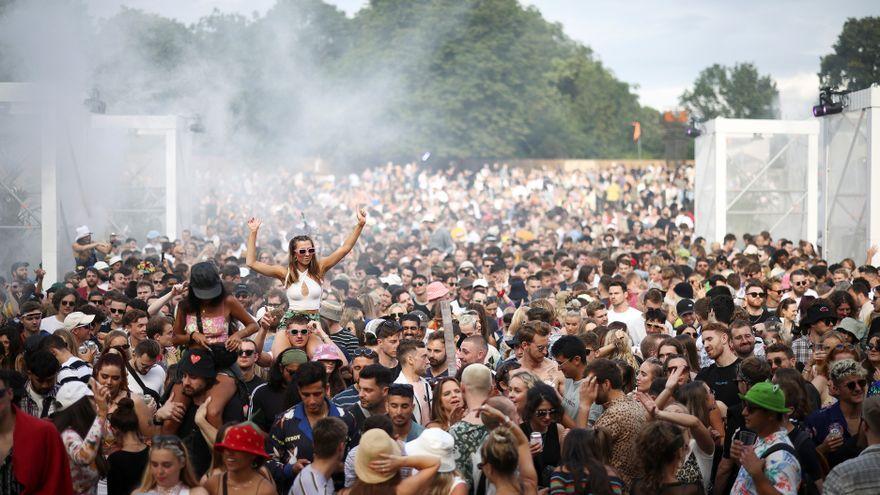Una edició multitudinària del festival GALA, celebrat aquest diumenge a Londres
