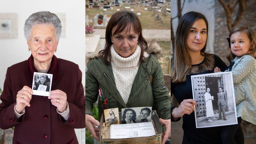 Fotografies de l'exposició 'Paterna: la memòria de l'horror'