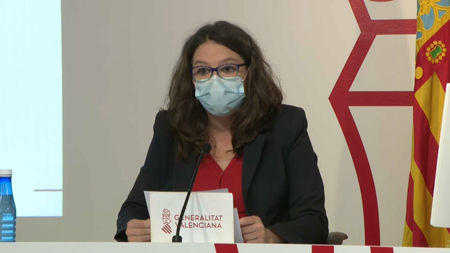 Mónica Oltra, aquest divendres