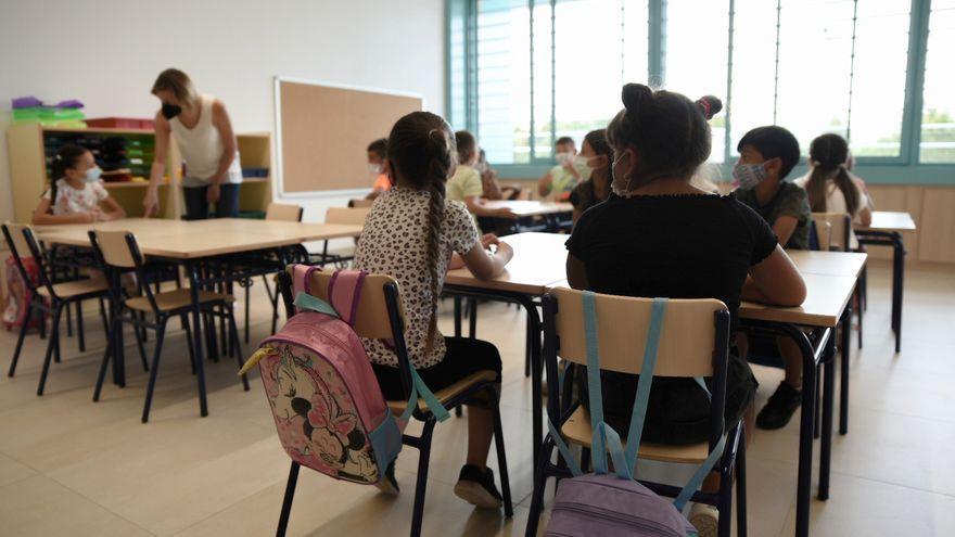 Alumnat del col·legi Les Arts de València
