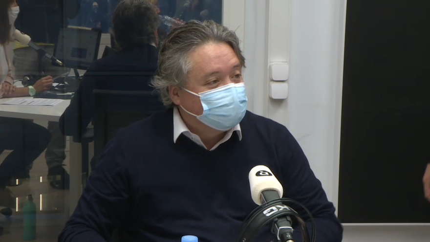 Luis Santamaría a 'Les notícies del matí'