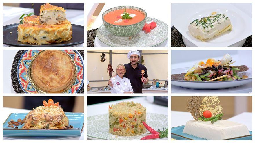 Maribel Gil i Màxim Huerta cuinen en 'Bona vesprada'