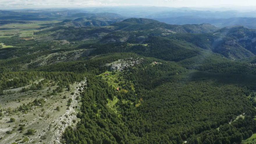 El Penyagolosa és la muntanya valenciana més emblemàtica
