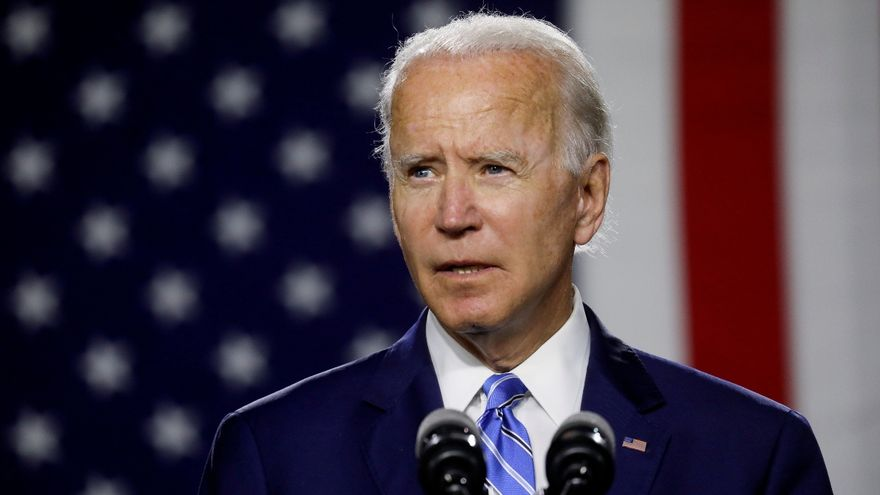 Imatge d'arxiu de Joe Biden