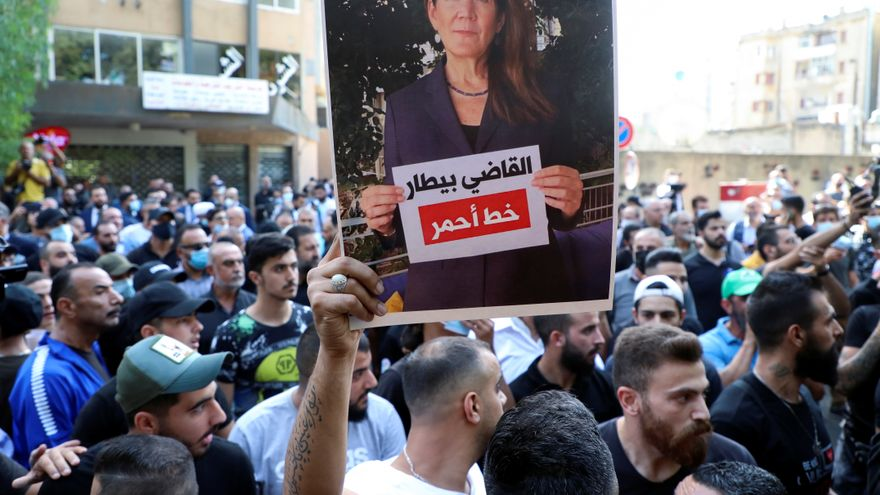 Protesta a Beirut, aquest dijous
