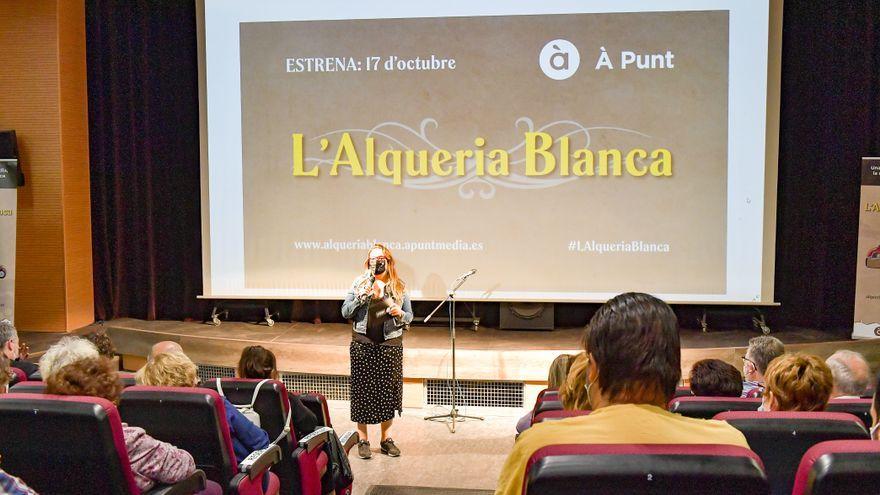 'L'Alqueria en ruta' a la Casa de Cultura de Puçol