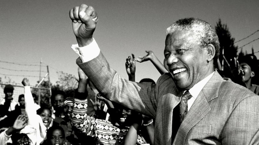 L'advocat i activista sud-africà Nelson Mandela / (Arxiu)