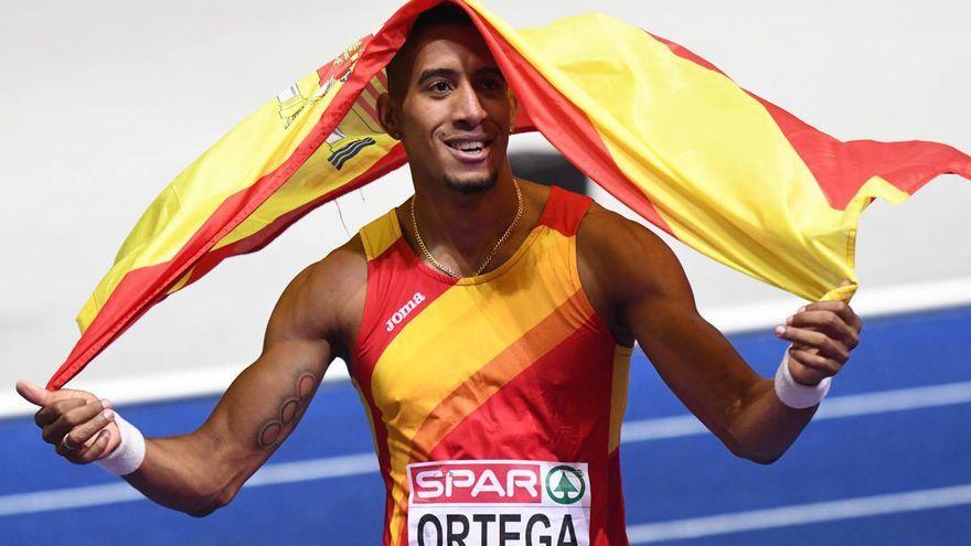 Orlando Ortega va aconseguir la plata en els Jocs de Rio 2016