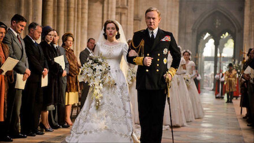 The Crown ha sigut la gran guanyadora dels premis Emmy 2021