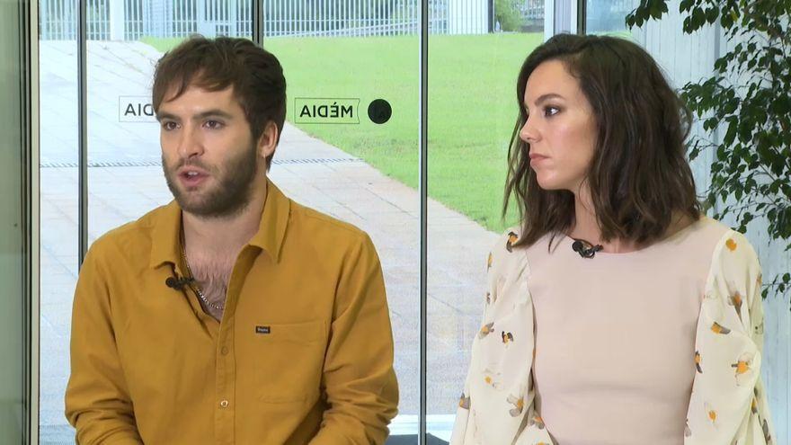 Entrevista a Vicky Luengo i Ricardo Gómez