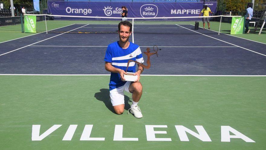 El francés Lestienne és el primer jugador no espanyol que guanya el títol