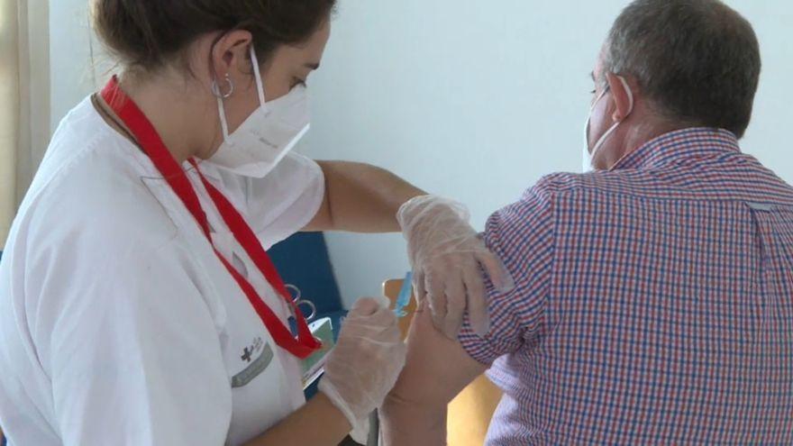 Un usuari es vacuna contra la grip