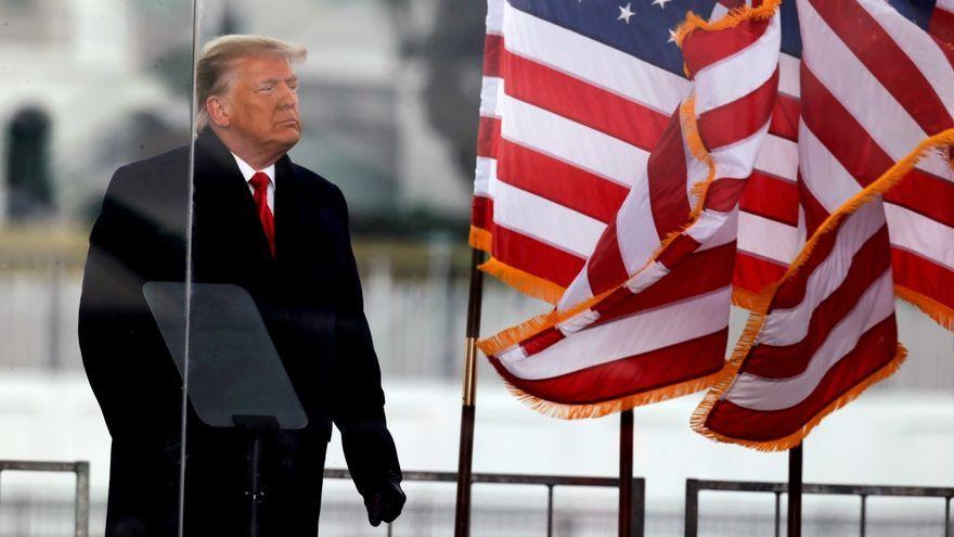 L'expresident dels Estats Units, Donald Trump, en una imatge d'arxiu