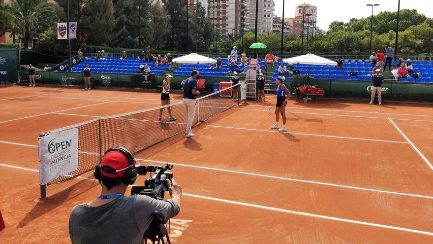 Bolsova i Buzărnescu fan el sorteig previ a la segona semifinal