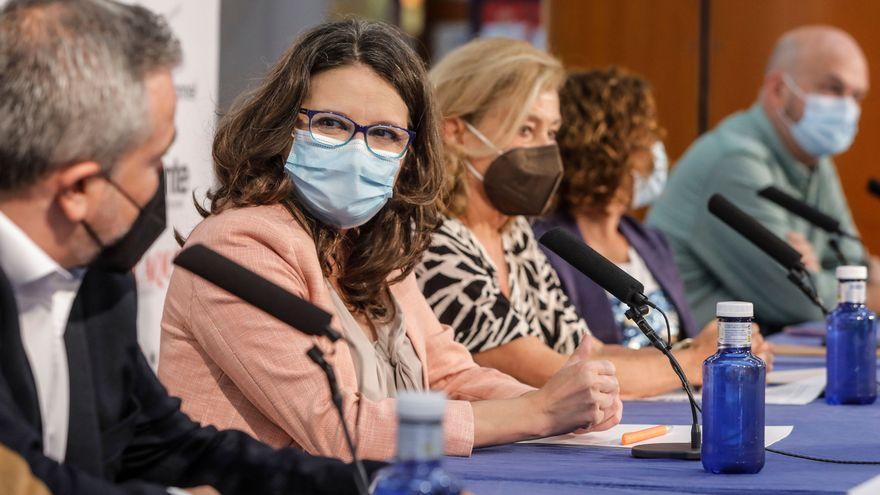 La vicepresidenta del Consell, Mónica Oltra, en una imatge recent