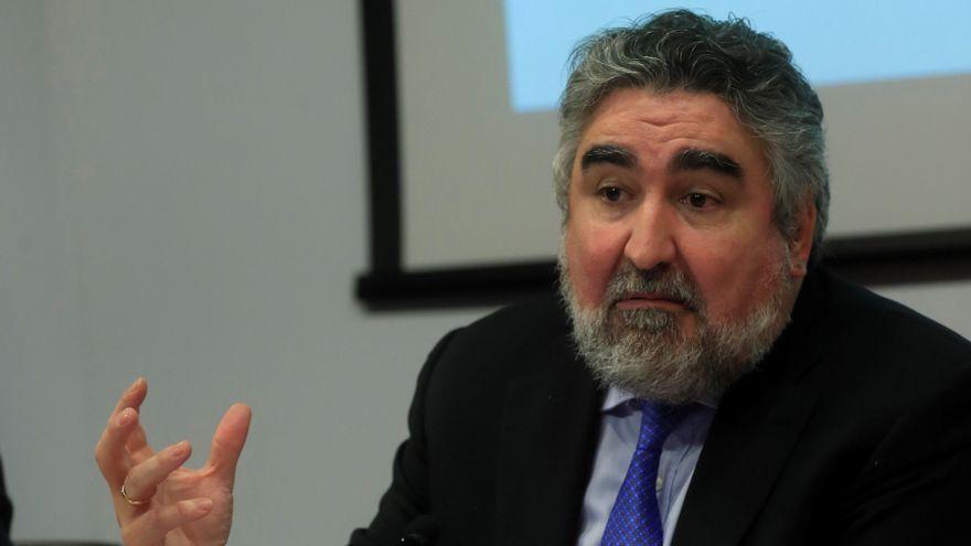 L'exministre de Cultura i Esport José Manuel Rodríguez Uribes