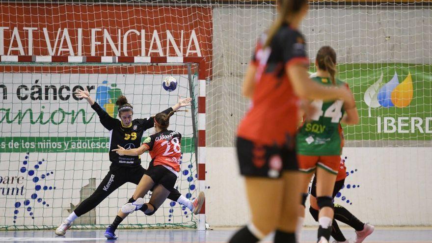 Andrea Claramonte anotant un gol