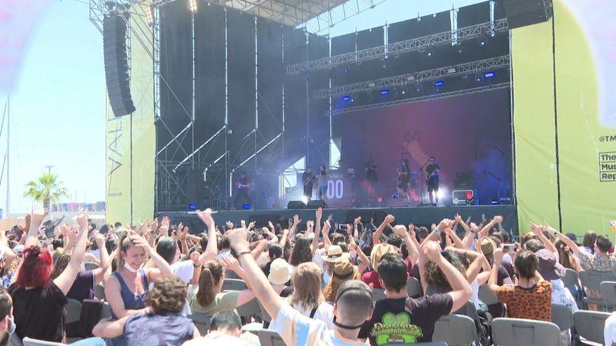 La celebració dels festivals de música, en dubte si no canvien les restriccions sanitàries