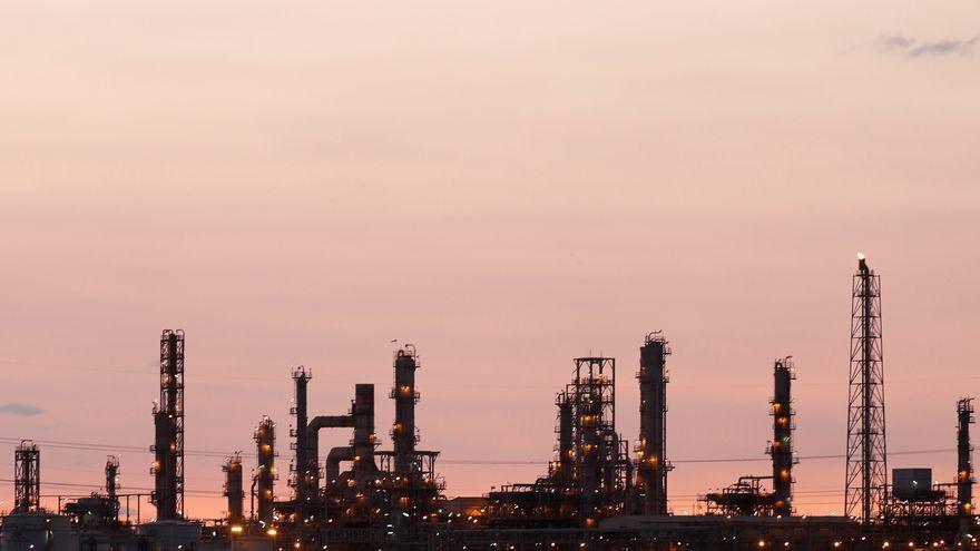 Explotació petroliera a Egipte