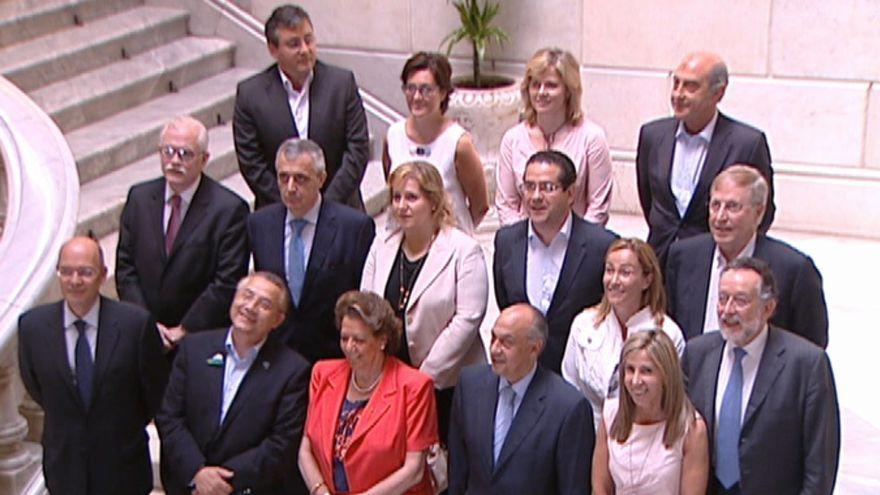 El Gup Municipal del PP en l'última etapa de Rita Barberà