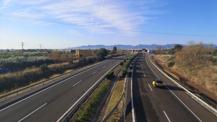 L'AP-7, al pas per Castelló