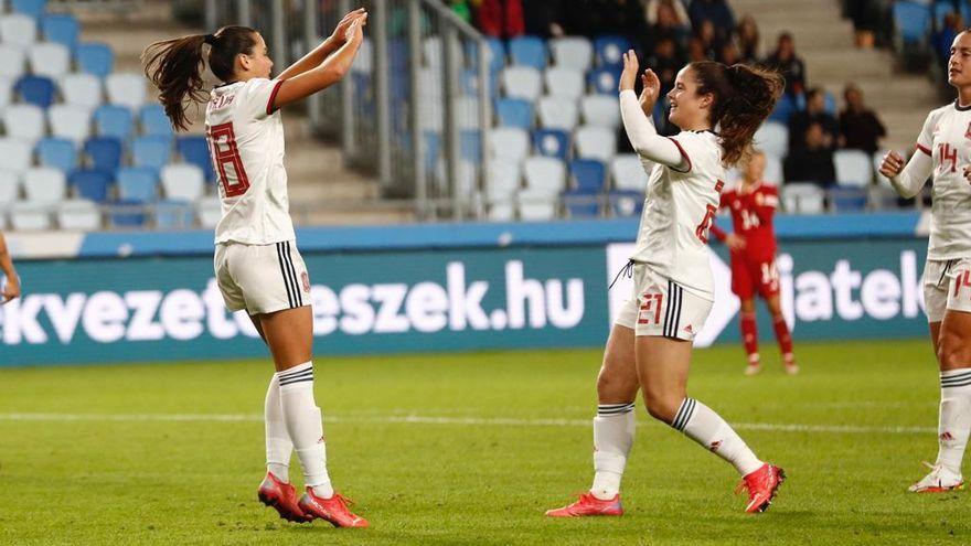 Amaiur celebra un dels gols