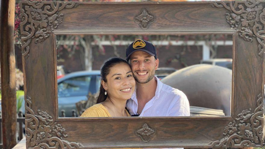 L' amor ha fet que Javi de Guadassuar es quede a Lima