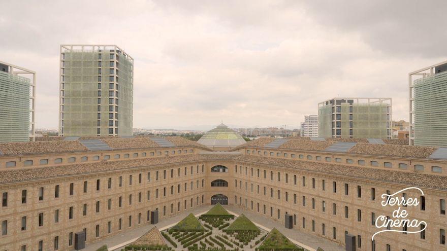 L'antiga presó Model de València