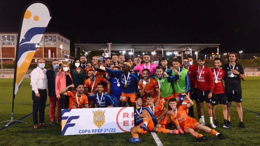 L'Atzeneta guanya la Copa RFEF