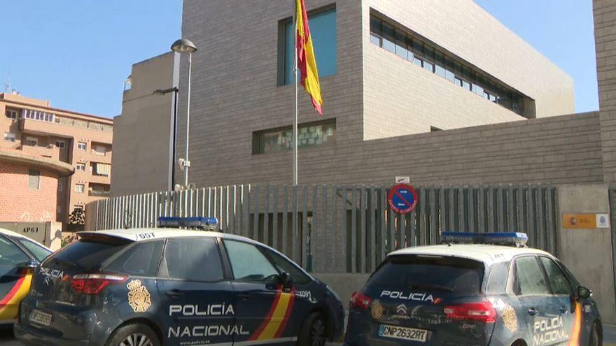 Comisaria de la Policia Nacional de Paterna