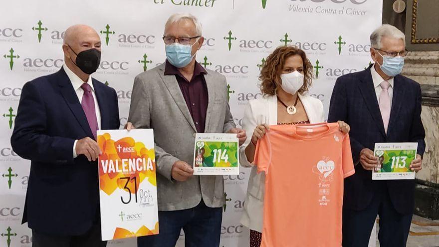 """Presentació de """"València contra el càncer"""""""