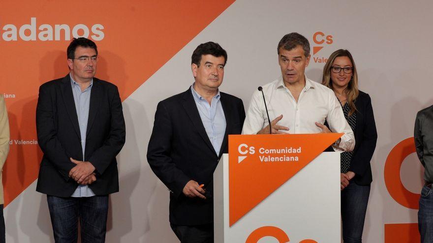 El portaveu en les Corts de Ciutadans, Toni Cantó, formarà part comité negociador de pactes a la Comunitat Valenciana