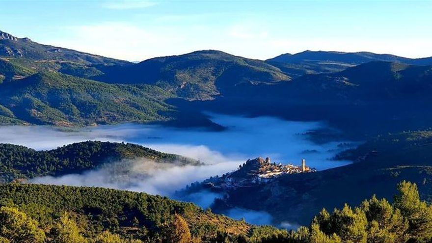 Municipi d'Andilla, a la comarca dels Serrans