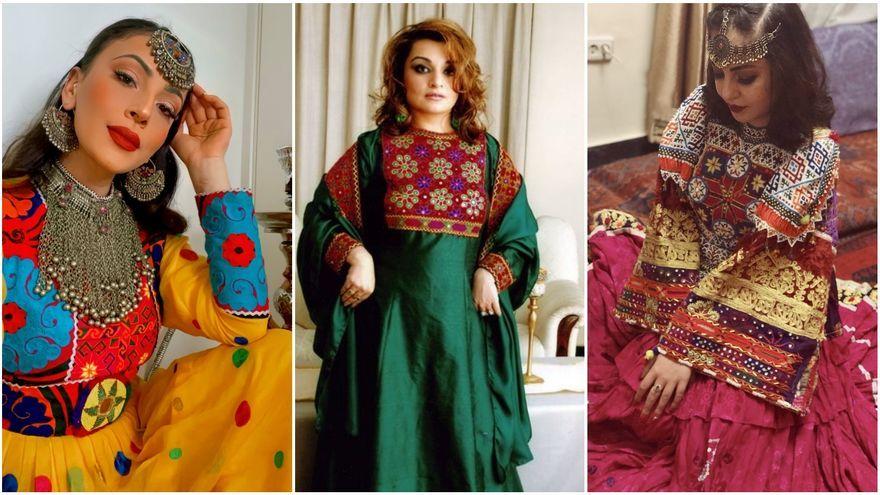 Les dones afganeses es rebel·len contra els talibans i omplin les xarxes de color