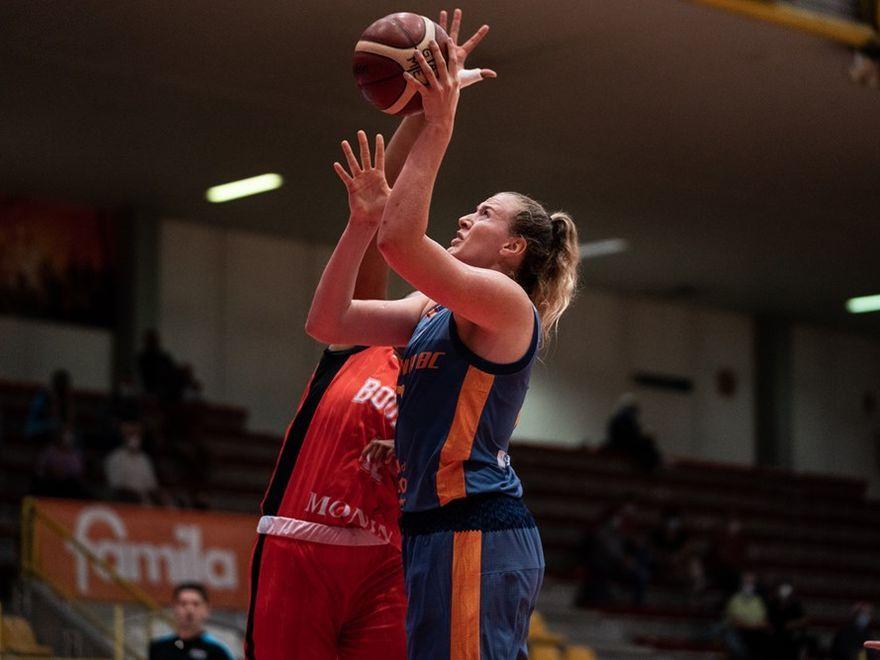 Derrota del València Basket contra el Bourges